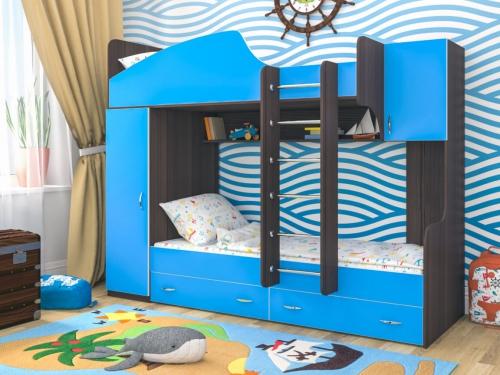 Кровать двухъярусная Юниор 2