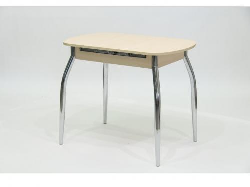 Стол раздвижной с вкладышем ПГ 23