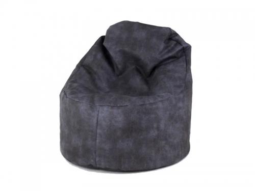 Кресло-мешок Пуф категория 3 effa grafit