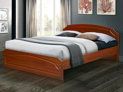 Кровать двойная Венеция 3 матовая