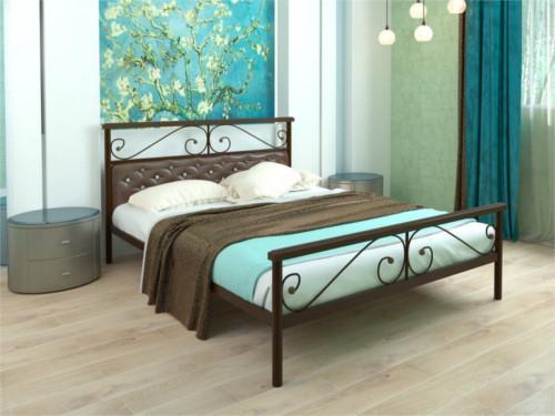 Кровать Эсмеральда plus мягкая