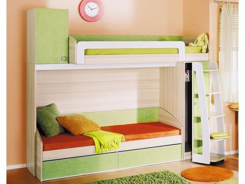 Двухъярусная кровать Киви