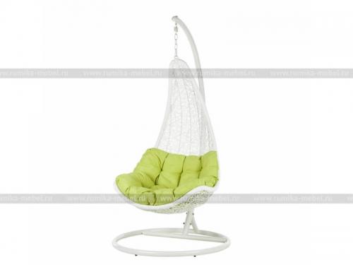 Кресло подвесное Wind White