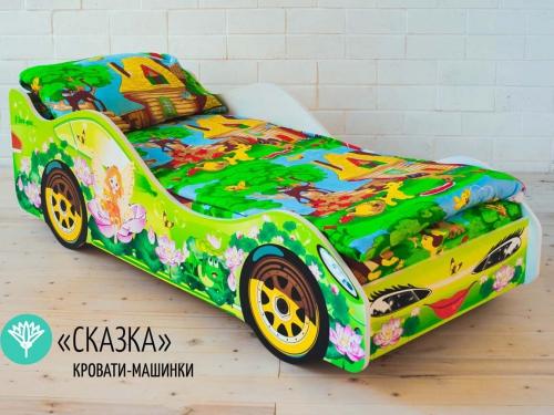 Кровать-машина Сказка