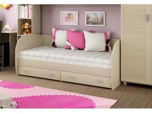 Кровать детская Ксюша КР-113