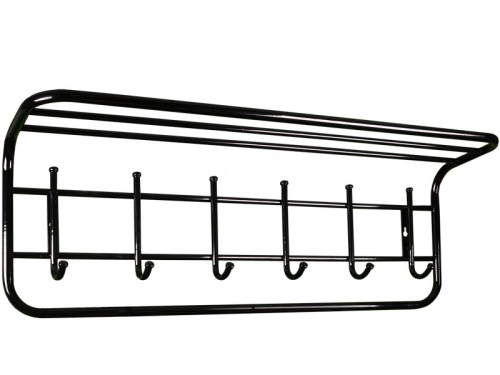 Вешалка с полкой 80 см ВСП 7